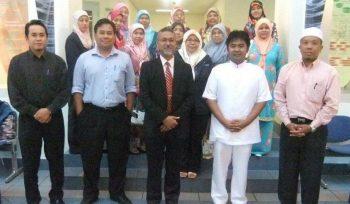 Irshad HR Consultation at Brunei