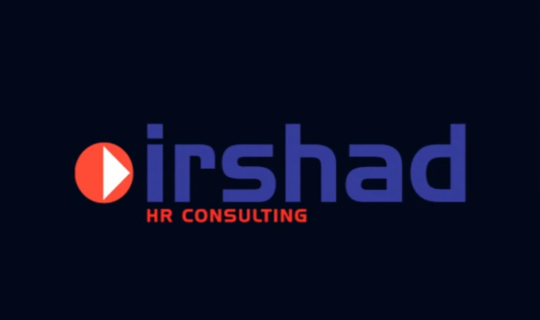 irshad logo video